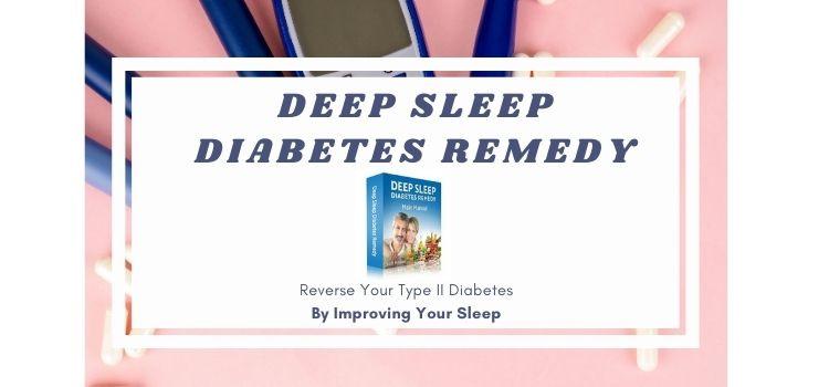 Deep Sleep Diabetes Remedy Logo