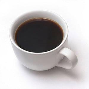 no coffee at night